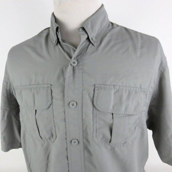 Duluth Trading Co Other - Duluth Trading Co Medium Short Sleeve Shirt Nylon